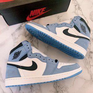 Nike Air Jordan 1 High GS University Blue